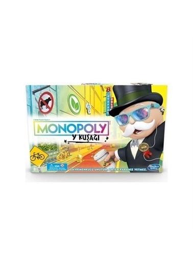 Hasbro E4989 Monopoly Y Kuşağı / +8 Yaş Renkli